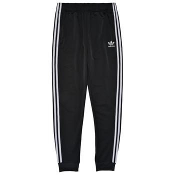 Îmbracaminte Copii Pantaloni de trening adidas Originals GIANNY Negru