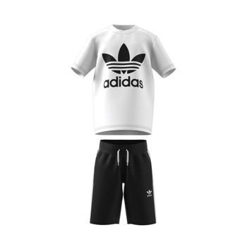 Îmbracaminte Copii Compleuri copii  adidas Originals COLIPA Alb