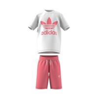 Îmbracaminte Copii Compleuri copii  adidas Originals GP0195 Alb