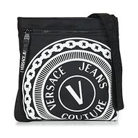 Genti Bărbați Poșete și Sacoșe Versace Jeans Couture SOLEDA Negru / Alb