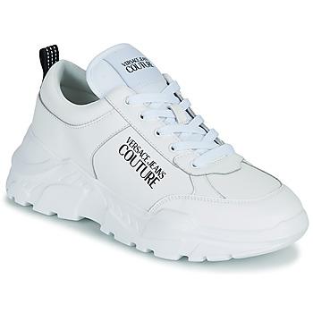 Pantofi Bărbați Pantofi sport Casual Versace Jeans Couture MINOTA Alb