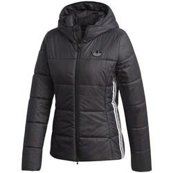 Îmbracaminte Femei Geci și Jachete adidas Originals Slim Jacket Negre