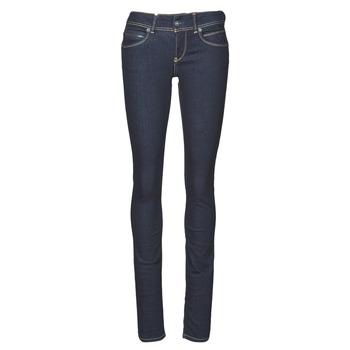 Îmbracaminte Femei Jeans slim Pepe jeans NEW BROOKE Albastru / Brut / M15