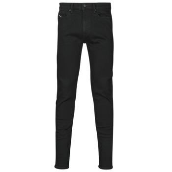 Îmbracaminte Bărbați Jeans skinny Diesel D-AMNY-SP4 Negru
