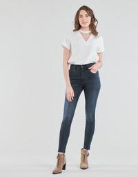 Îmbracaminte Femei Jeans skinny Diesel D-SLANDY-HIGH Albastru