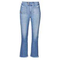 Îmbracaminte Femei Jeans bootcut Diesel D-EARLIE-H Albastru
