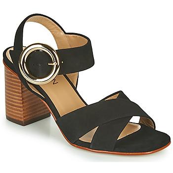 Pantofi Femei Sandale  JB Martin 1NICKY Negru