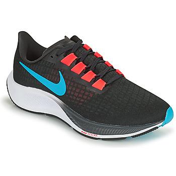 Pantofi Bărbați Trail și running Nike AIR ZOOM PEGASUS 37 Negru / Roșu / Albastru