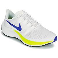 Pantofi Bărbați Trail și running Nike AIR ZOOM PEGASUS 37 Alb / Albastru / Galben