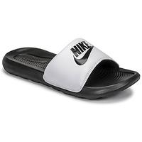 Pantofi Bărbați Șlapi Nike VICTORI BENASSI Negru / Alb