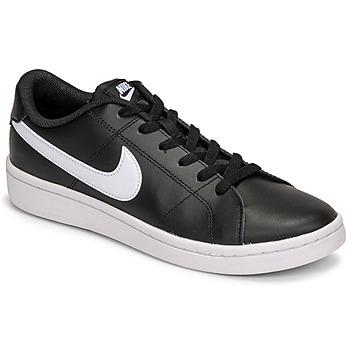 Pantofi Bărbați Pantofi sport Casual Nike COURT ROYALE 2 LOW Negru / Alb