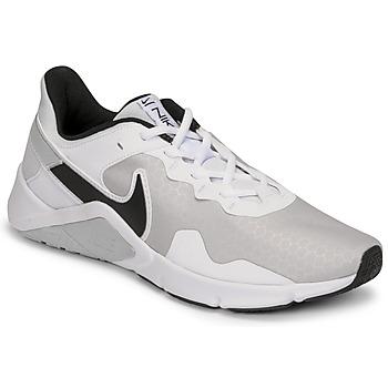 Pantofi Bărbați Multisport Nike LEGEND ESSENTIAL 2 Alb / Negru