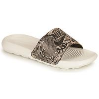 Pantofi Femei Șlapi Nike VICTORI PRINT BENASSI Kaki