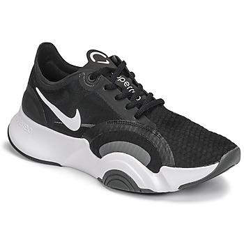 Pantofi Femei Multisport Nike SUPERREP GO Negru / Alb