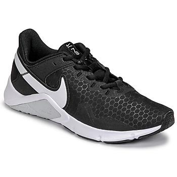Pantofi Femei Multisport Nike LEGEND ESSENTIAL 2 Negru / Alb