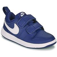 Pantofi Băieți Pantofi sport Casual Nike PICO 5 PS Albastru / Alb
