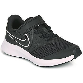Pantofi Copii Multisport Nike STAR RUNNER 2 PS Negru / Alb
