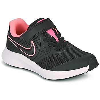 Pantofi Fete Multisport Nike STAR RUNNER 2 PS Negru / Roz