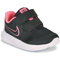 Pantofi Fete Multisport Nike STAR RUNNER 2 TD Negru / Roz