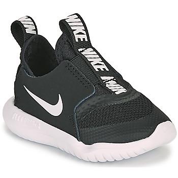 Pantofi Copii Multisport Nike FLEX RUNNER TD Negru / Alb