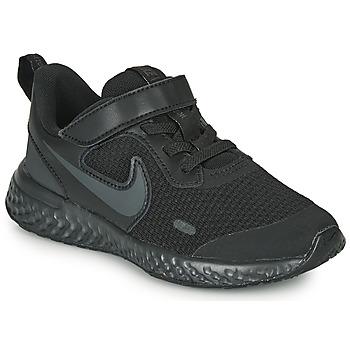 Pantofi Copii Multisport Nike REVOLUTION 5 PS Negru