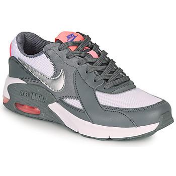 Pantofi Fete Pantofi sport Casual Nike AIR MAX EXCEE GS Gri / Roz