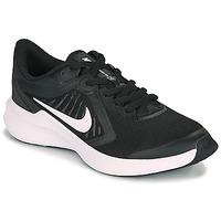 Pantofi Copii Multisport Nike DOWNSHIFTER 10 GS Negru / Alb