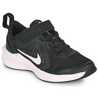 Pantofi Copii Multisport Nike DOWNSHIFTER 10 PS Negru / Alb