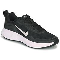 Pantofi Copii Multisport Nike WEARALLDAY GS Negru / Alb
