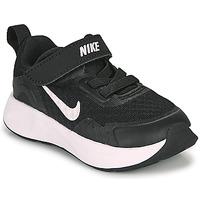 Pantofi Copii Multisport Nike WEARALLDAY TD Negru / Alb