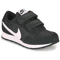 Pantofi Copii Pantofi sport Casual Nike MD VALIANT PS Negru / Alb