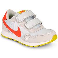 Pantofi Fete Pantofi sport Casual Nike MD VALIANT PS Bej / Roșu