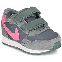 Pantofi Fete Pantofi sport Casual Nike MD VALIANT TD Gri / Roz