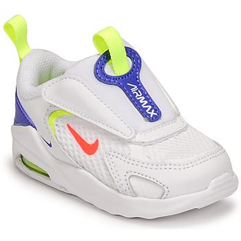 Pantofi Copii Pantofi sport Casual Nike AIR MAX BOLT TD Alb / Albastru