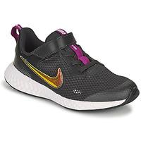 Pantofi Fete Pantofi sport Casual Nike REVOLUTION 5 SE PS Negru