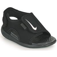 Pantofi Copii Șlapi Nike SUNRAY ADJUST 5 V2 TD Negru