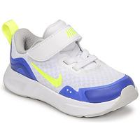 Pantofi Copii Multisport Nike NIKE WEARALLDAY Alb / Albastru / Verde