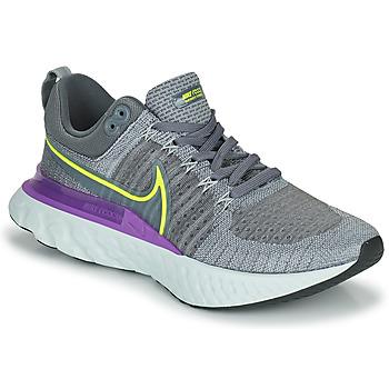 Pantofi Bărbați Trail și running Nike NIKE REACT INFINITY RUN FLYKNIT 2 Gri