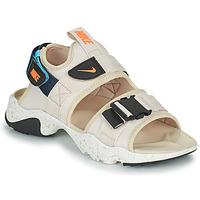 Pantofi Femei Șlapi Nike NIKE CANYON Bej