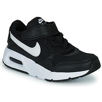 Pantofi Copii Pantofi sport Casual Nike NIKE AIR MAX SC (PSV) Negru / Alb