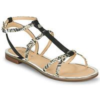 Pantofi Fete Sandale  JB Martin 1GRIOTTES Alb / Negru