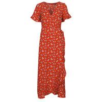 Îmbracaminte Femei Rochii lungi Vero Moda VMSAGA Roșu