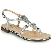 Pantofi Fete Sandale  JB Martin 2GAELIA Argintiu