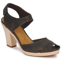 Încăltăminte Femei Sandale și Sandale cu talpă  joasă Coclico EMA Negru