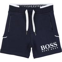 Îmbracaminte Băieți Pantaloni scurti și Bermuda BOSS NOLLA Albastru