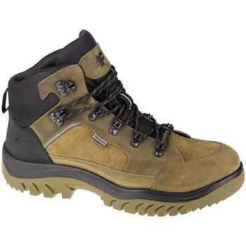 Pantofi Bărbați Drumetie și trekking 4F OBMH254 Cafenii