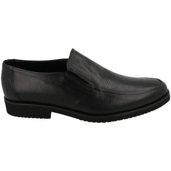 Pantofi Bărbați Mocasini She - He  Negro