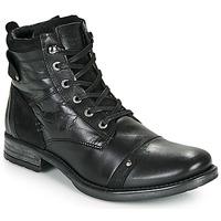 Pantofi Bărbați Ghete Redskins YANI Negru