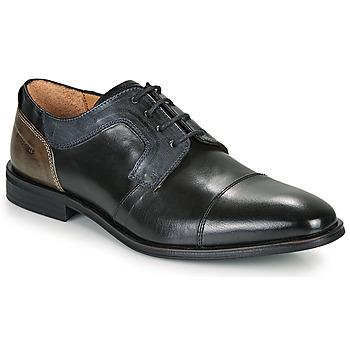 Pantofi Bărbați Pantofi Derby Redskins WINDSOR Negru / Albastru / Gri