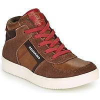 Pantofi Băieți Pantofi sport stil gheata Redskins LAVAL KID Maro / Roșu